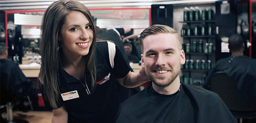 Sport Clips Haircuts of Dent Haircuts