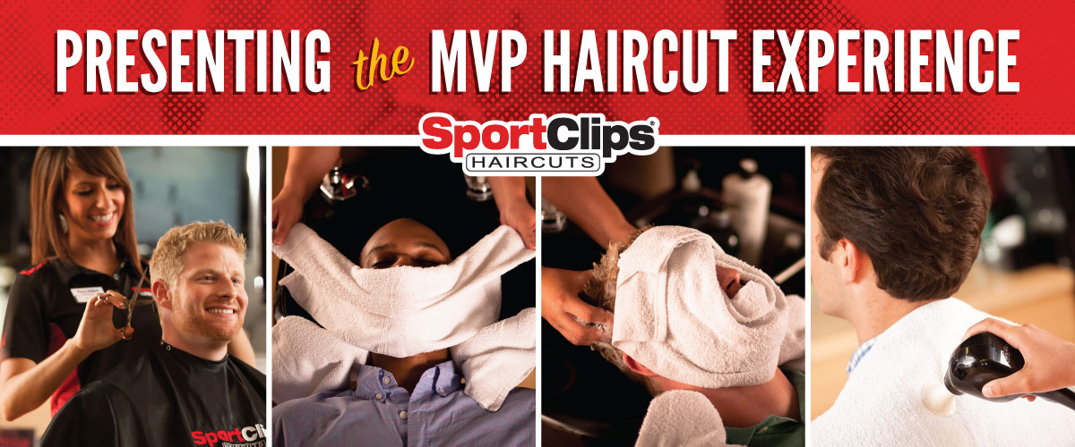 The Sport Clips Haircuts of Dent MVP Haircut Experience